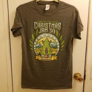 Christmas Jam 30 festival shirt Size S